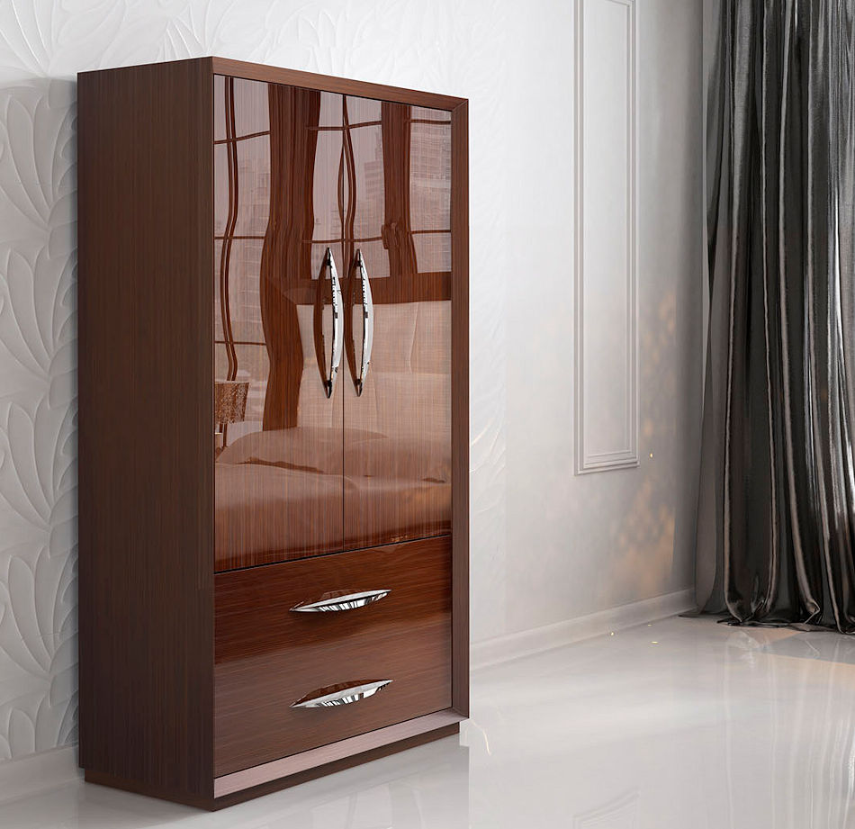 Contemporary Armoire