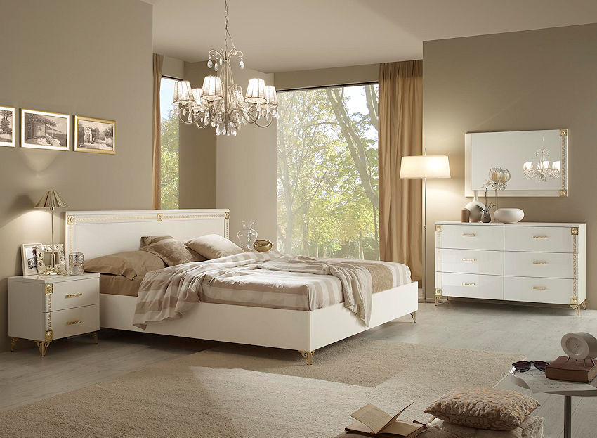 Venice Italian Bedroom Set