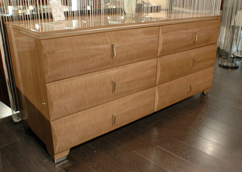 Light Wood Dresser