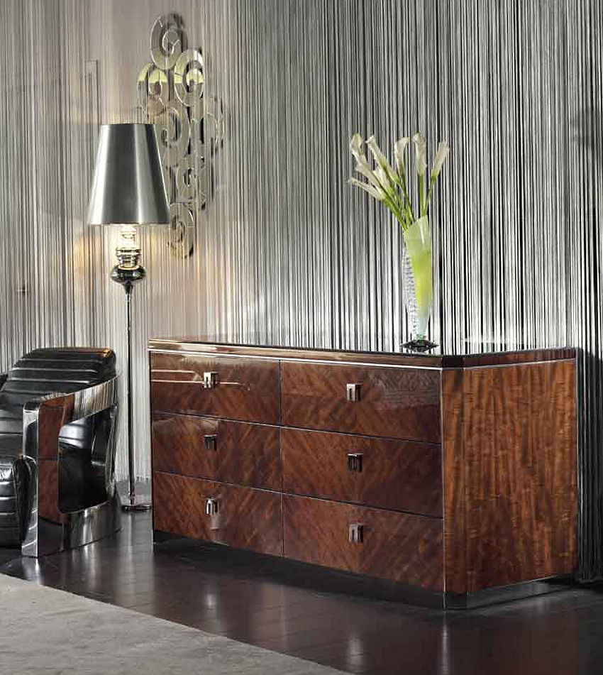 Contemporary Dresser