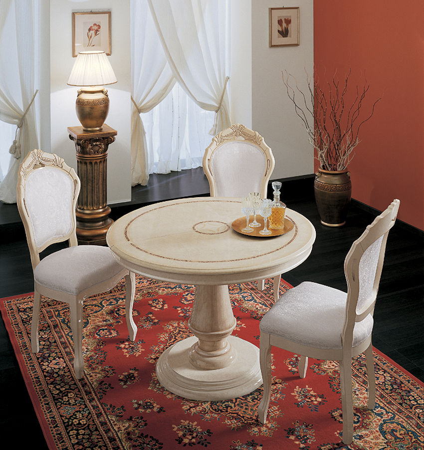 Rossella Round Dining Table