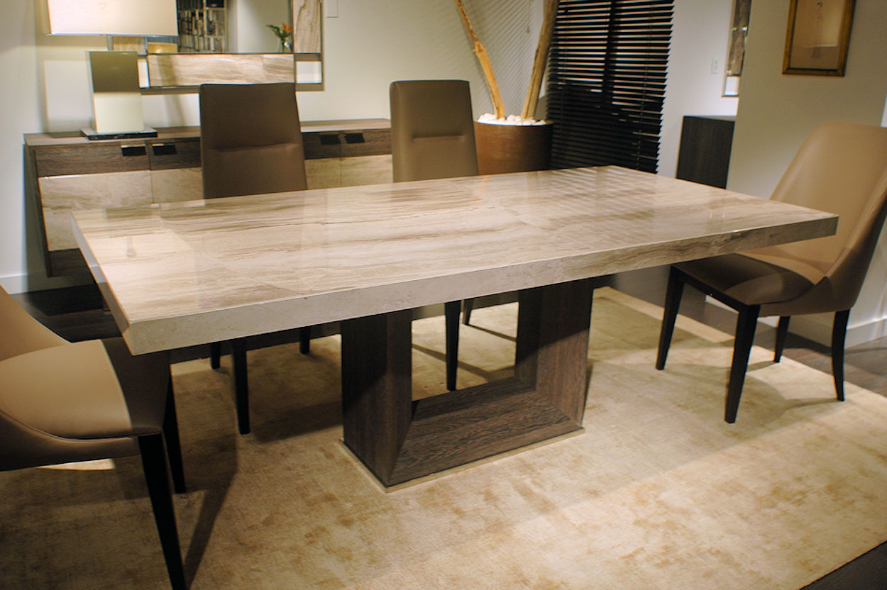 Luxury Stone Dining Table