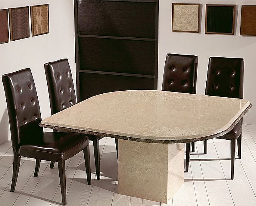 Contemporary Stone Table