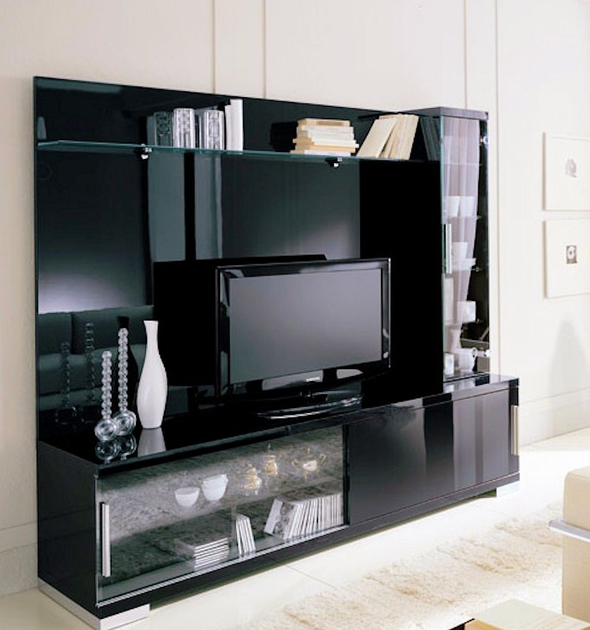 Contemporary Wall Unit