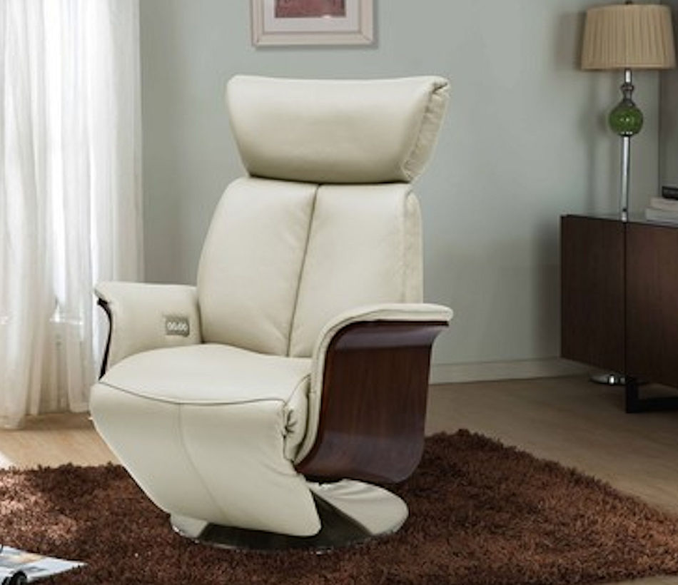 Luxury Leather Recliner
