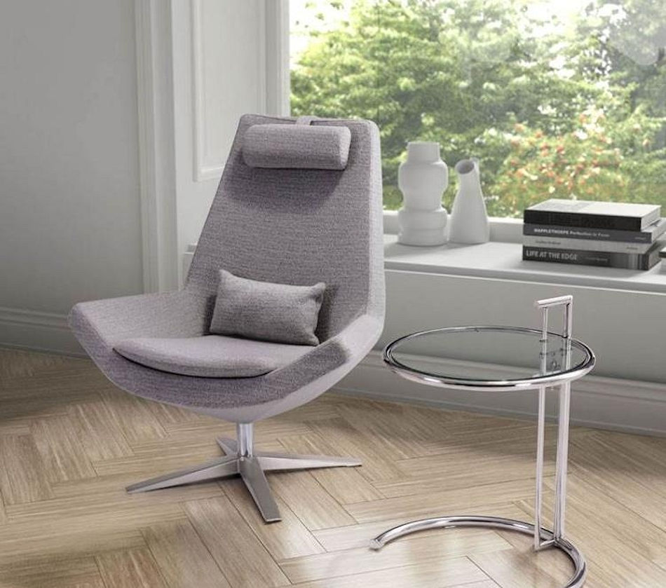 Contemporary Fabric Chair Sale