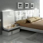 Spain Bed Lighted