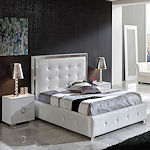 Contemporary Spain Bed