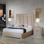 Contemporary Storage Bed