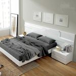 Lighted Bed