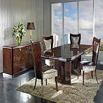 Contemporary High Gloss Dining Sale