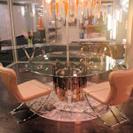 Luxury Round Dining Table