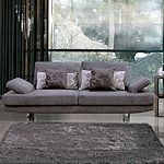 Modern Sofa in fabric