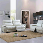 Contemporary Electrical Recliner