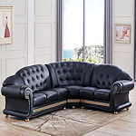 Apolo Leather Sectional