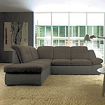 Contemporary Sectional Sleeper
