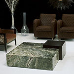 Stone Cocktail Table